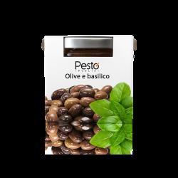 Pesto Olive e Basilico -...