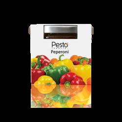Pesto Peperoni - Pesto...